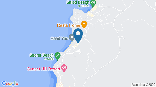 Haadson Resort Map