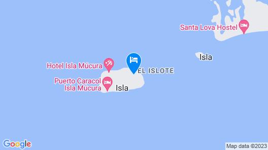 Mucura Club Hotel Map