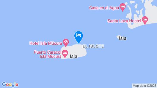 Hotel Punta Faro Map