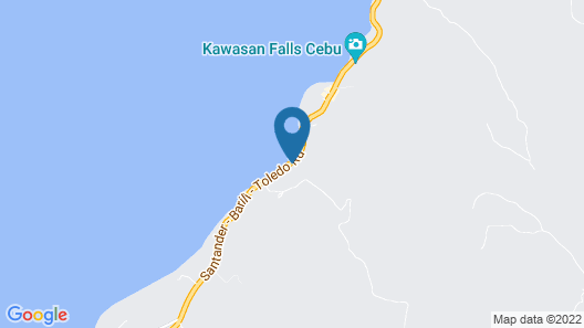 Robinland Vacation Home Badian Map