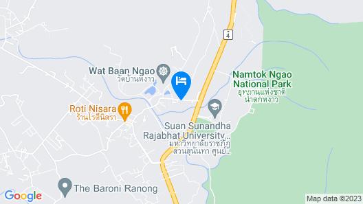 Narttavee Resort Map