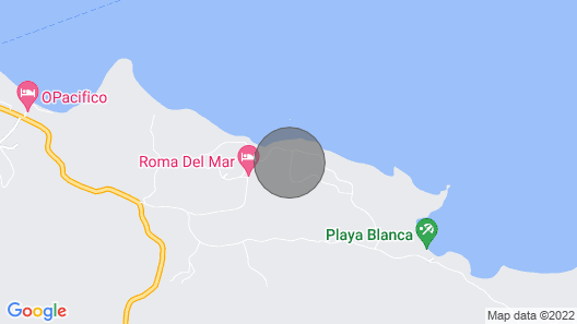 La Perla, With Views of the sea and the Mountains Map