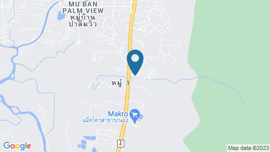 Pinthira Resort Map
