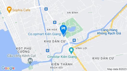 Phuc Ngoc Hotel Map