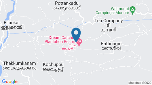 Camellia and Elettaria Map