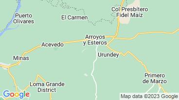 Arroyos y Esteros