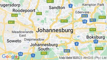 Johannesburg et environs