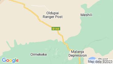 Naturschutzgebiet Ngorongoro