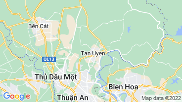 Tan Uyen Town