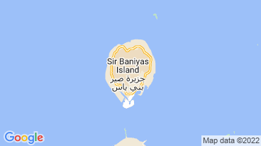 Île de Sir Bani Yas