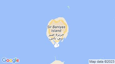 Insel Sir Bani Yas