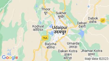 District d'Udaipur