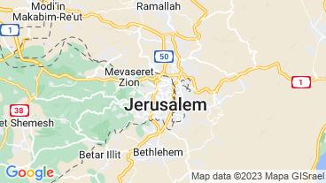Jérusalem et environs