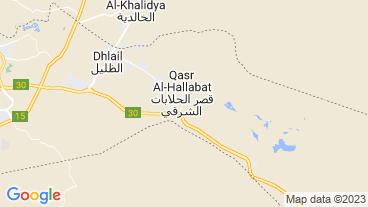 Qasr al-Hallabat al-Sharqi
