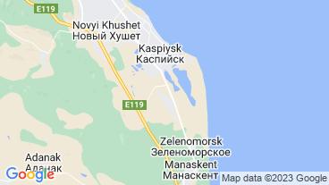 Kaspijsk