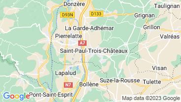 Saint-Paul-Trois-Chateaux
