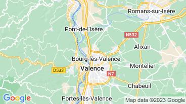 Bourg-les-Valence