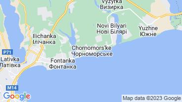 Raïon de Tchornomorské