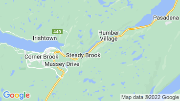 Steady Brook