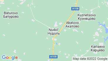 Nudol'