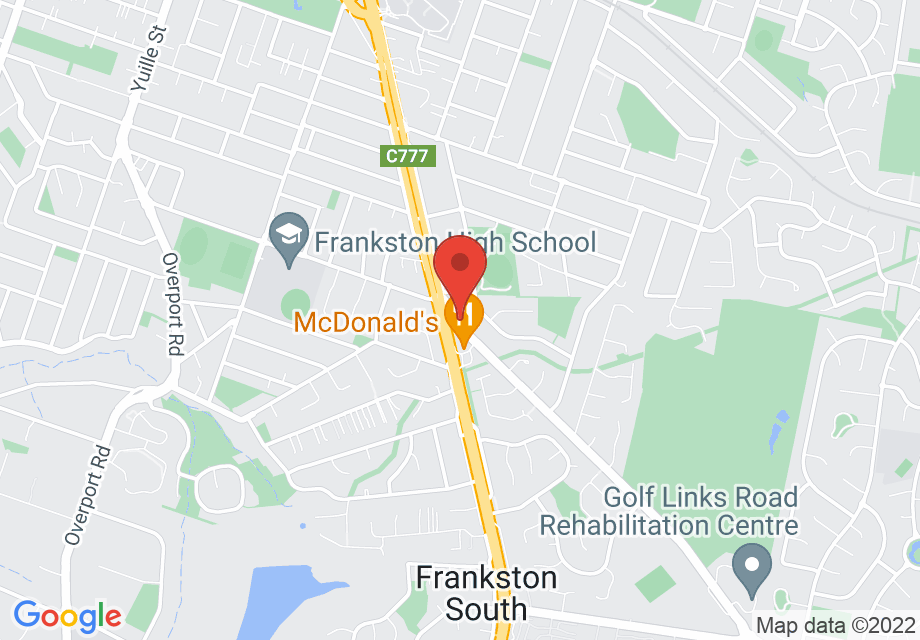 1 Golf Links Road, Frankston South