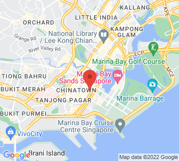 Map showing Monster Day Tours