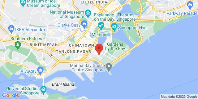 Map showing Long Chim