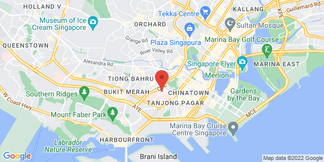 Map showing Academia on SGH Campus