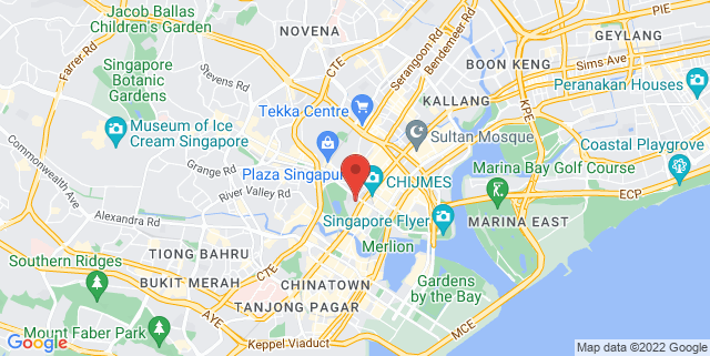 Map showing 11.12 Gallery
