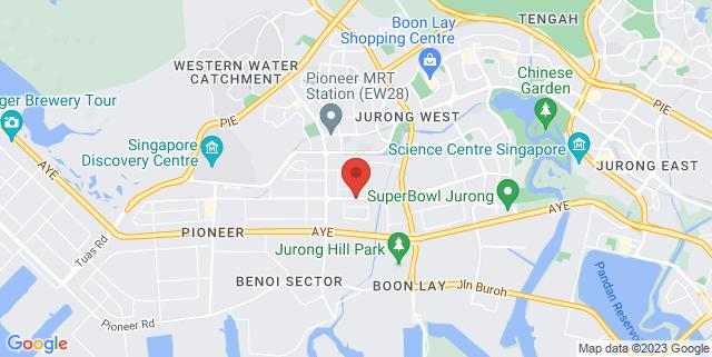Map showing No.10 Anson Road, International Plaza, #36-05