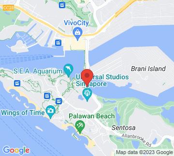 Map showing CJ's Bar at Quaich, RWS