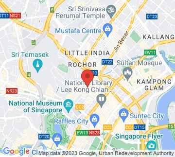 Map showing Studio Theatre