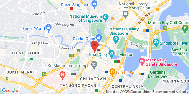 Map showing Former Thong Chai Medical Institution