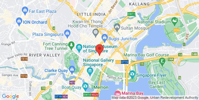 Map showing Kato Art Duo