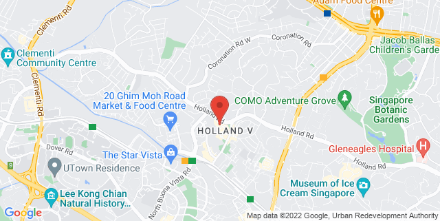 Map showing Wala Wala Cafe Bar