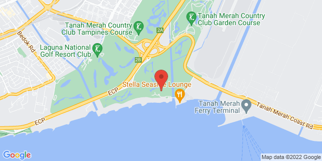 Map showing NSRCC Sea Sports Centre