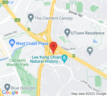 Map showing Yong Siew Toh Conservatory of Music