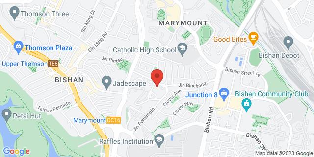 Map showing Koonhor Studio