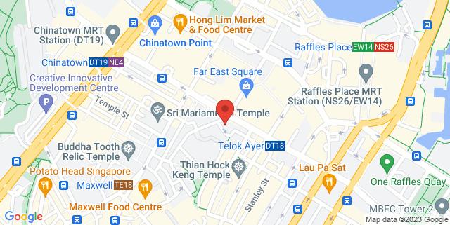 Map showing Merci Marcel