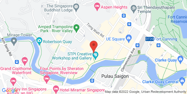 Map showing TheatreWorks/72-13
