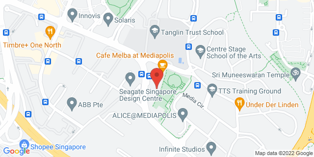 Map showing Style X Style Vibes Café