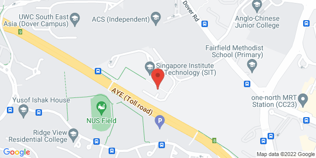 Map showing Crown Coffee