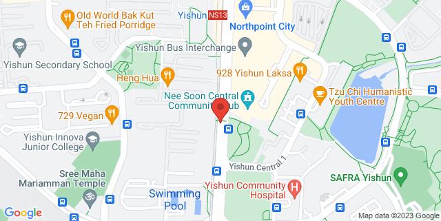 Map showing MPC @ Khatib