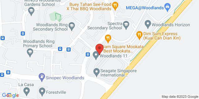 Map showing HDDoor Pte Ltd