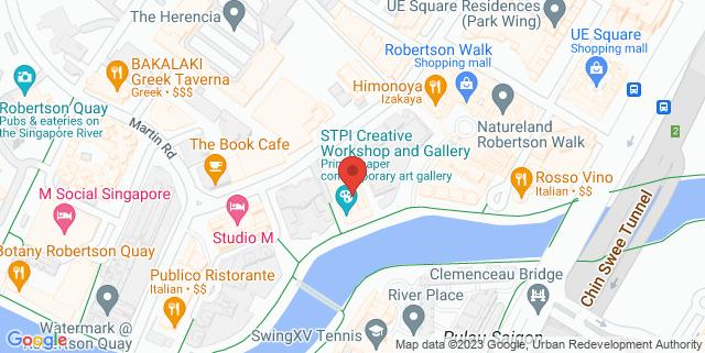 Map showing SPRMRKT Kitchen & Bar