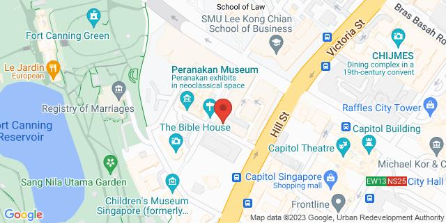 Map showing Mulan Gallery