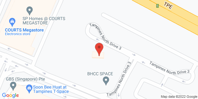 Map showing Go Digital Lock Pte Ltd