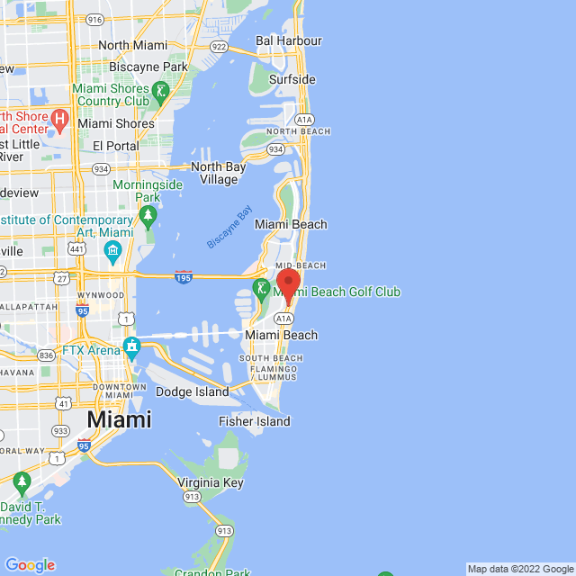Oceanfront Miami South Beach Apartments