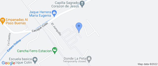 Mapa mague comunicaciones SPA
