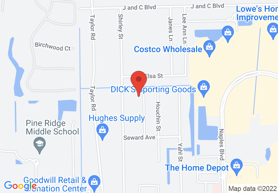 5835 Washington St, Naples, FL 34109